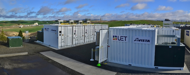 UniEnergy taps AEG Power Solutions for battery energy storage systems
