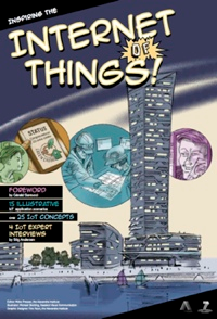 Ericsson releases Internet of Things comic book