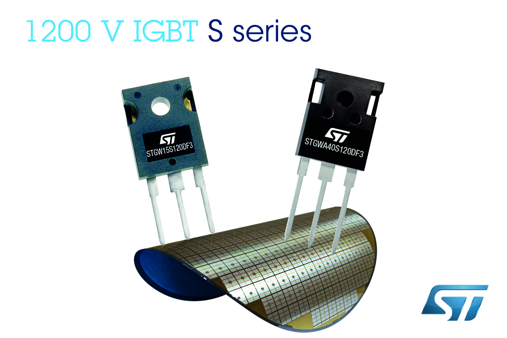 STMicro's latest 1200V IGBTs tout low-frequency performance