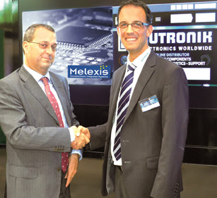 Rutronik tapped as worldwide distributor for Melexis
