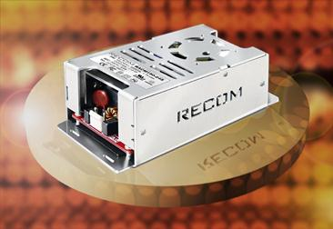 RECOM's efficient and compact AC/DC supplies serve high-grade  medical apps