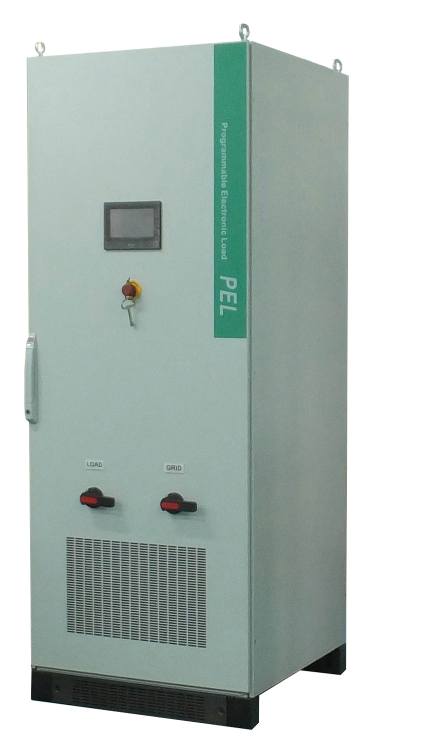 Intepro's regenerative AC load bank reduces energy costs up to 90%
