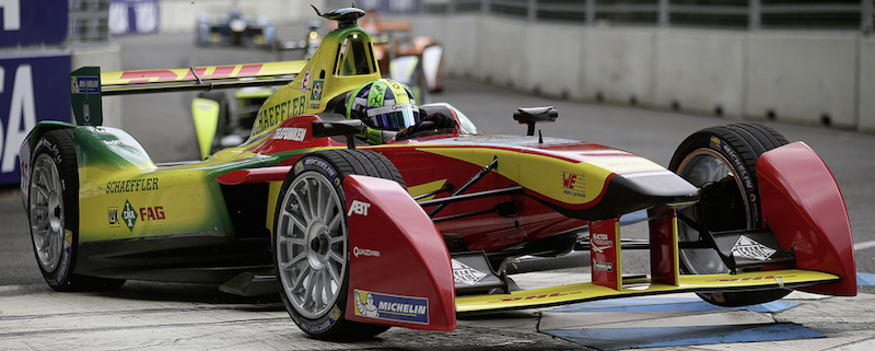 Wuerth Elektronik intensifies its Formula E sponsoring activities