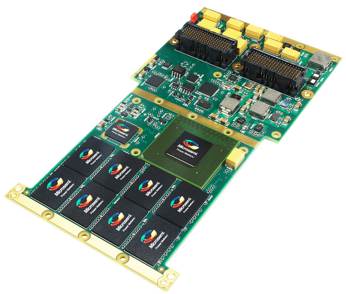 Microsemi's XMC form factor SATA SSD serves industrial and defense apps
