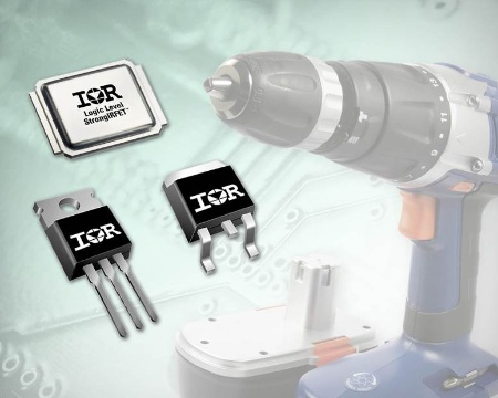 Infineon's new power MOSFETs empower appliances