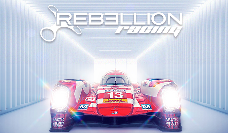 Mouser-sponsored Rebellion Racing Team to race famed N�rburgring