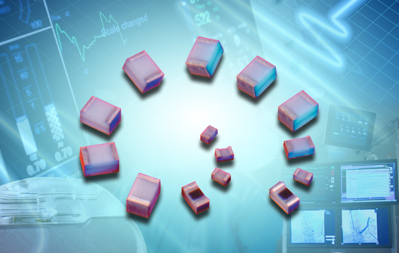 AVX Accu-P MP capacitors empower implantable medical & RF apps