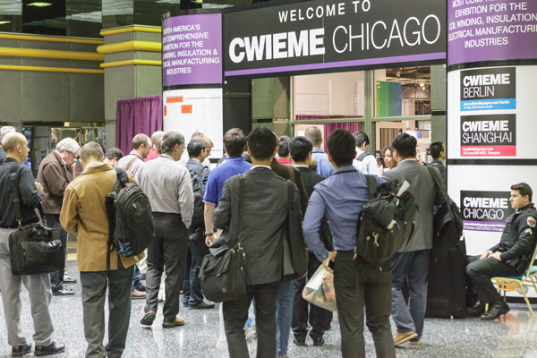 CWIEME Chicago 2015 returns with more exhibitors