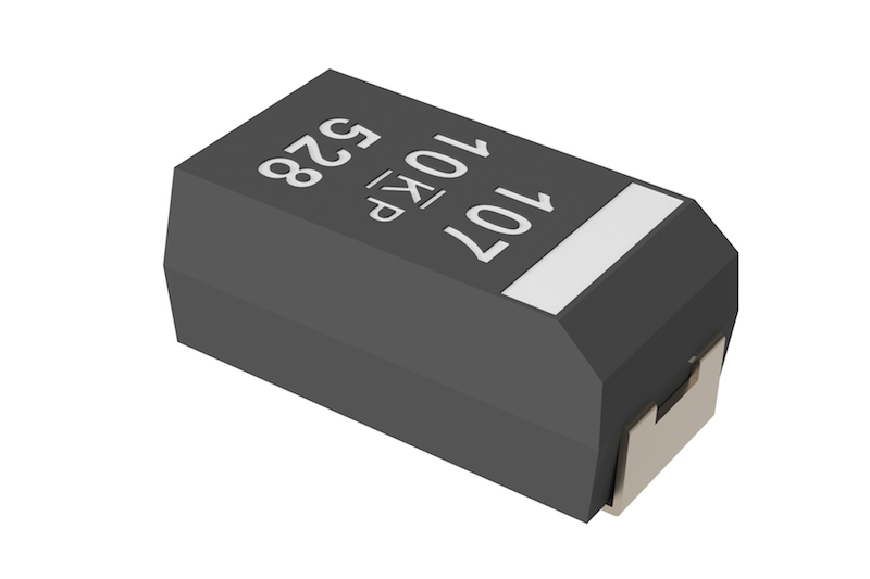 KEMET's T598 high-performance organic capacitor for automotive apps now available at TTI