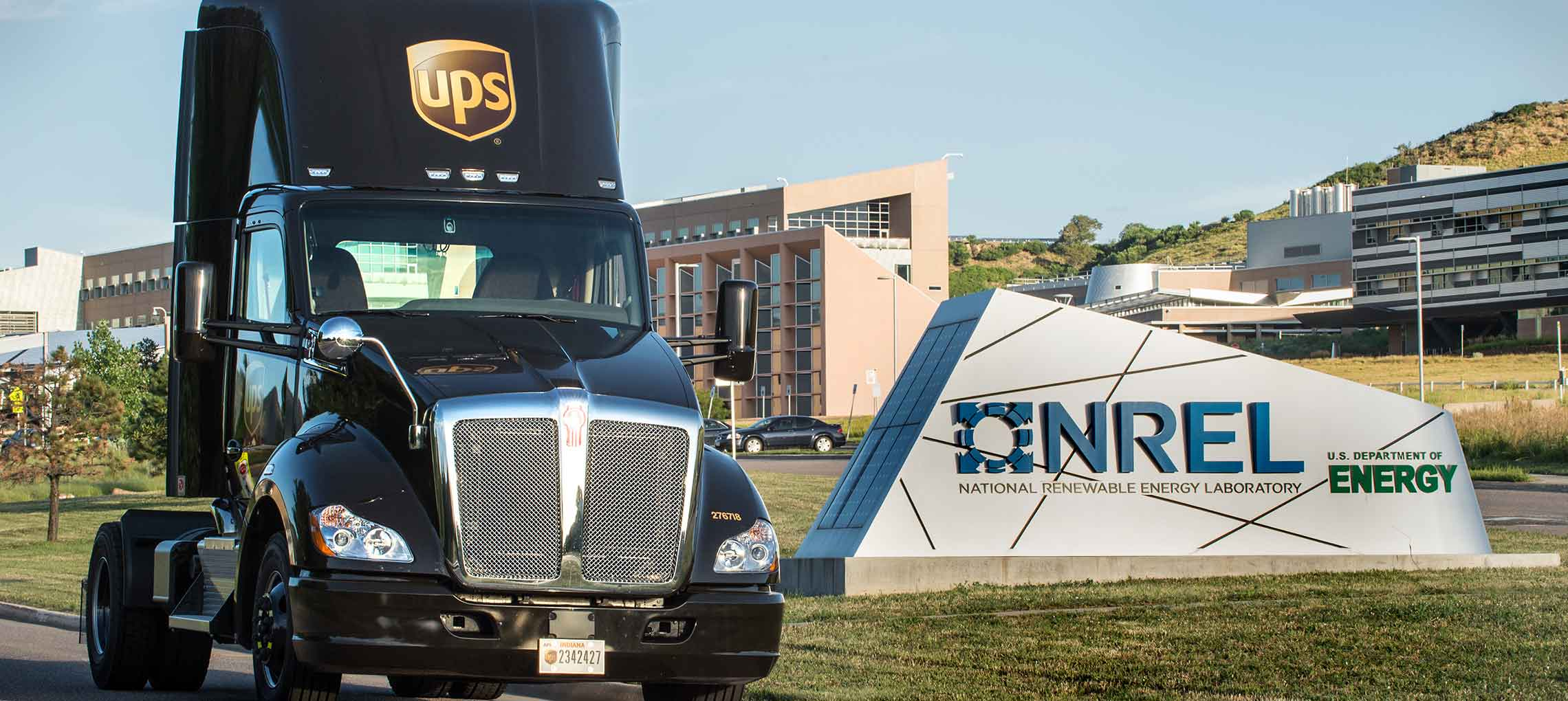NREL works with trucking industry to prioritize R&D opportunities