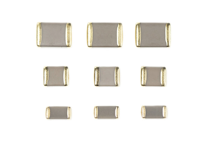 KEMET launches gold-plated terminations for harsh apps