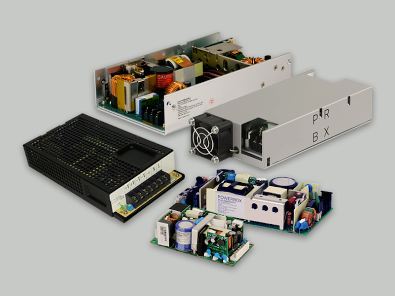 Powerbox's latest high-performance supplies target next-gen industrial apps