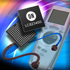 ON Semi's latest audio-processing SoC enhances mobile device performance