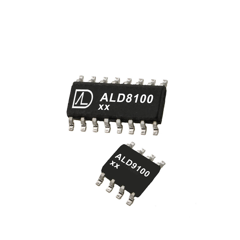 ALD's latest MOSFETS automatically balance supercapacitors in industrial applications