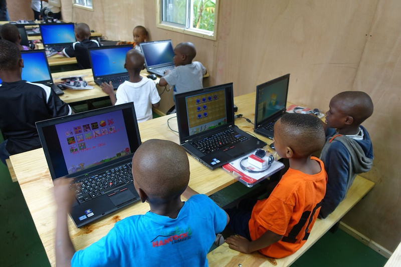 Arrow and nonprofits to help bridge the digital divide in Africa