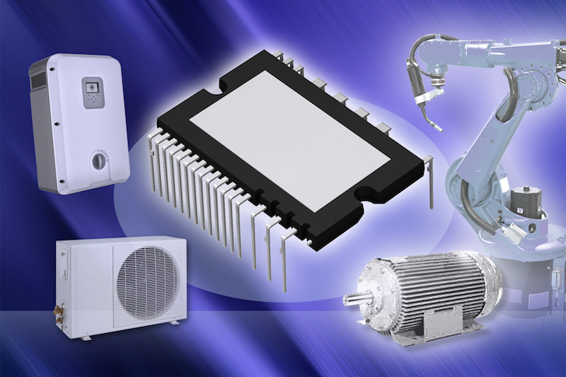 ROHM presents highly-integrated Intelligent Power Modules for high-performance switching at SPS IPC Drives 2015