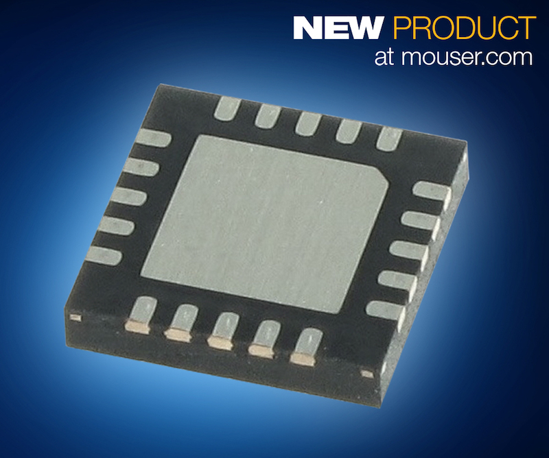 Microchip's MCP9600 integrated thermocouple EMF-to-temp converter now at Mouser