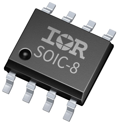 IRS2005 HVIC enhances Infineon's driver IC family for mid- and low-voltage motor drives