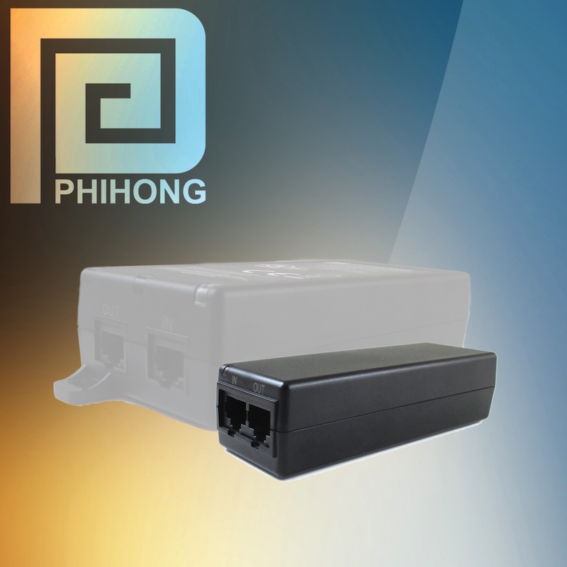 Phihong releases its smallest PoE midspans