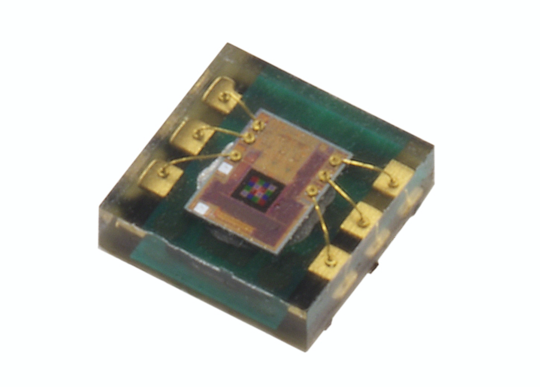 Everlight introduces low-power color sensor for display apps