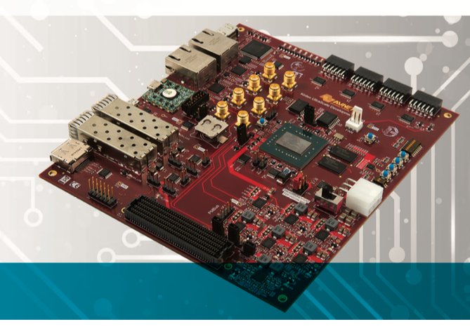 Avnet introduces Kintex UltraScale FPGA development kit