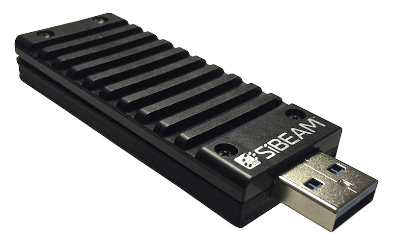 SiBeam introduces USB 3.0 802.11Ad reference design