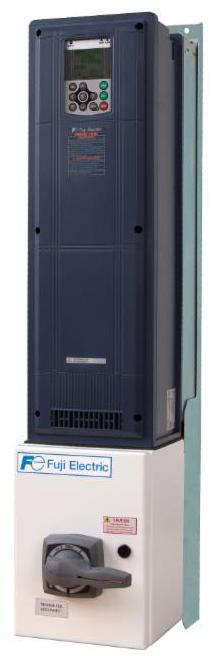Fuji Electric introduces HVAC combination variable-frequency drives in North America