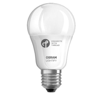 Osram unveils smart LED lamp controlled by the Thread