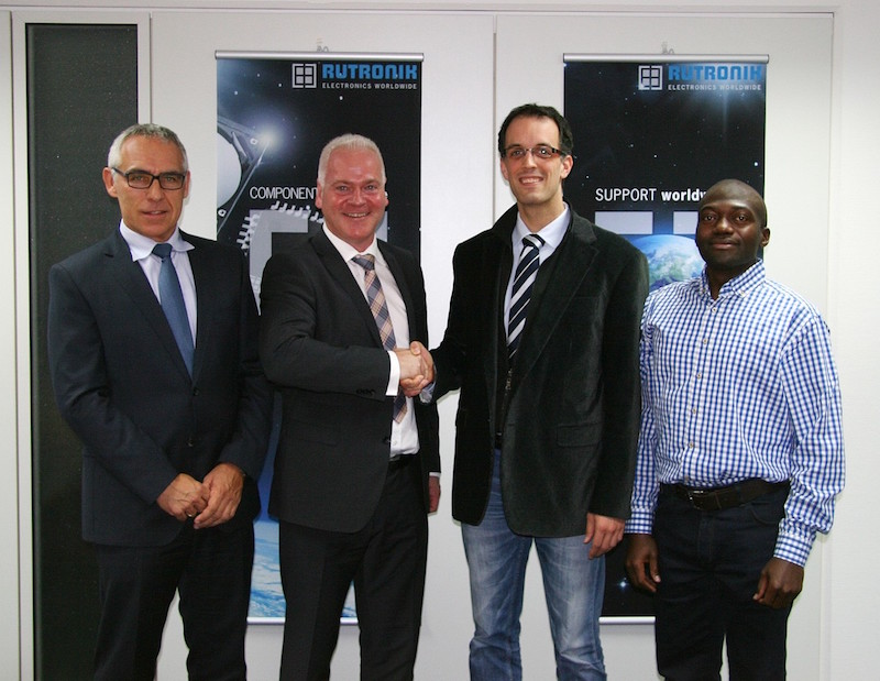 Rutronik becomes worldwide distributor for Sensirion