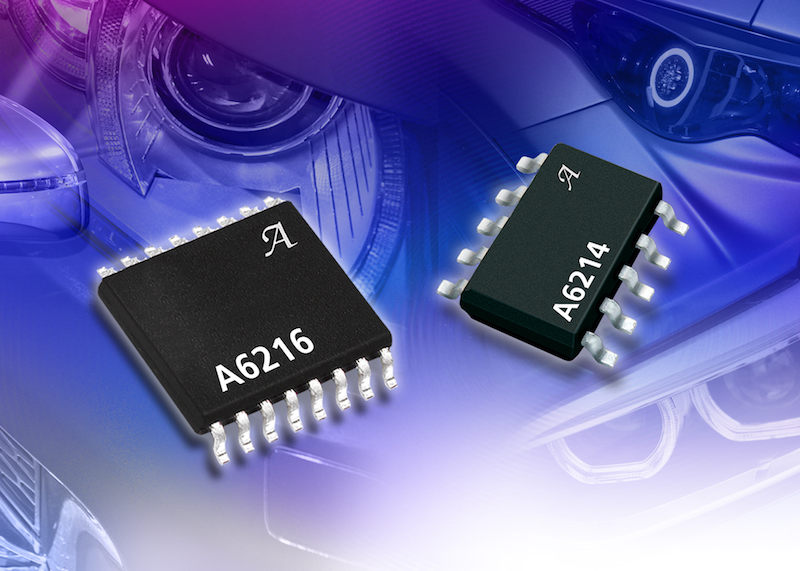 Allegro claims first automotive integrated buck LED driver with internally-generated PWM dimming