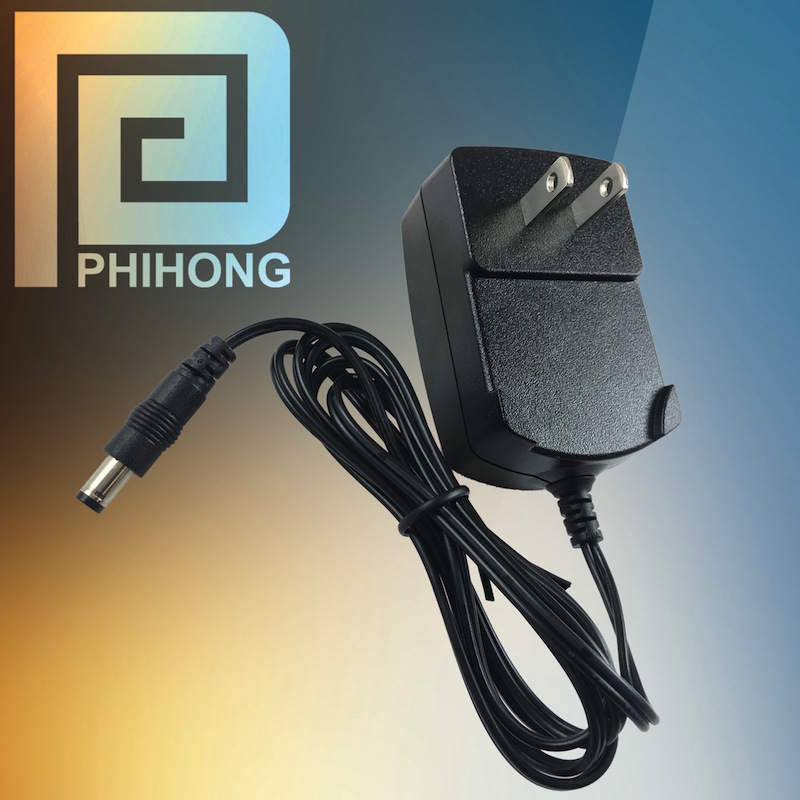 Phihong launches high efficiency, low-cost 10W wall-plug adapter series