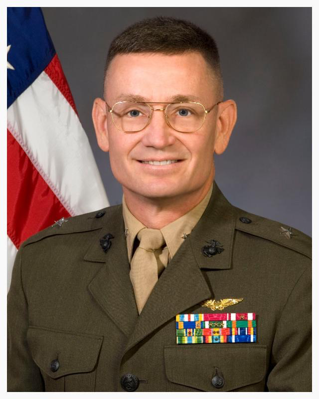 IBC taps retired U.S. Marine Corps. Major General David Heinz as COO