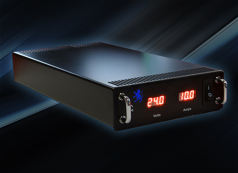 Gresham Power unveils 1200W compact benchtop power supply