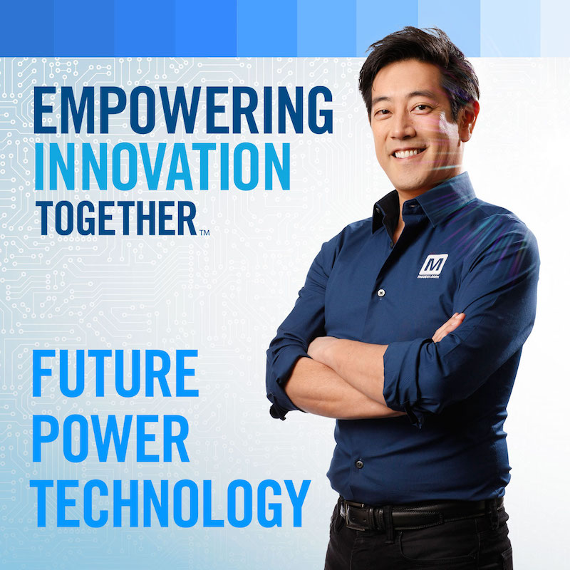 Mouser and Imahara launch 2016 power series to advance innovation