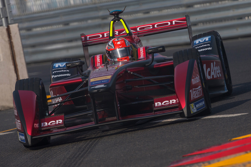 Mouser-Backed Dragon Racing Formula-E Team stays competitive as it powers to next race in Argentina