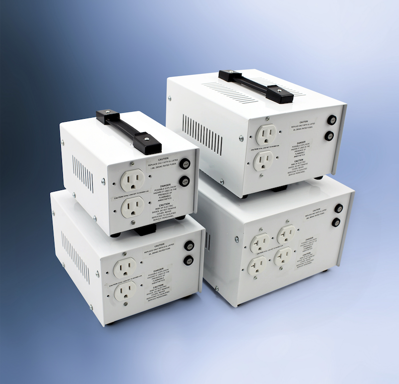 Triad's MD series portable power source offers 3kV medical-grade isolation