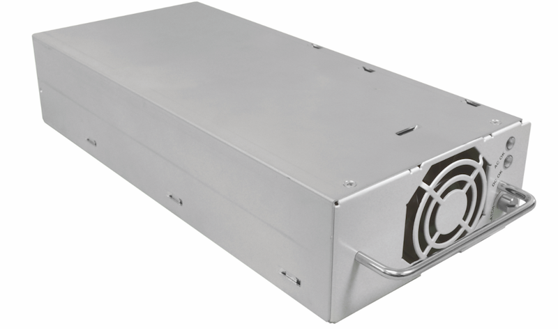 CUI's 2kW hot�swap AC/DC supply delivers from 100V to 410 V
