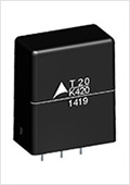 TDK's ThermoFuse varistors offer intrinsically-safe overvoltage protection with high surge current capability