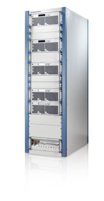 Rohde & Schwarz's compact broadband amplifiers serve automotive and wireless communications