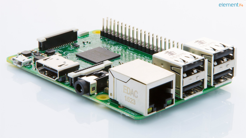 element14 launches Raspberry Pi 3