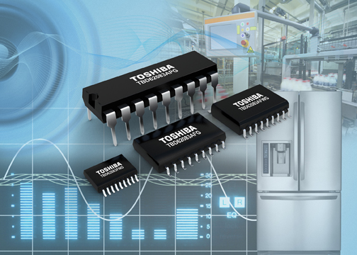 Toshiba launches new generation of transistor arrays