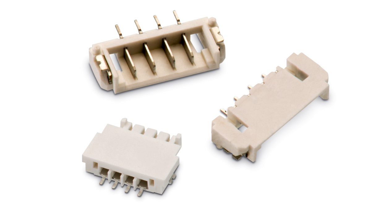 Wuerth Electronic eiSos presents connectors for LED boards