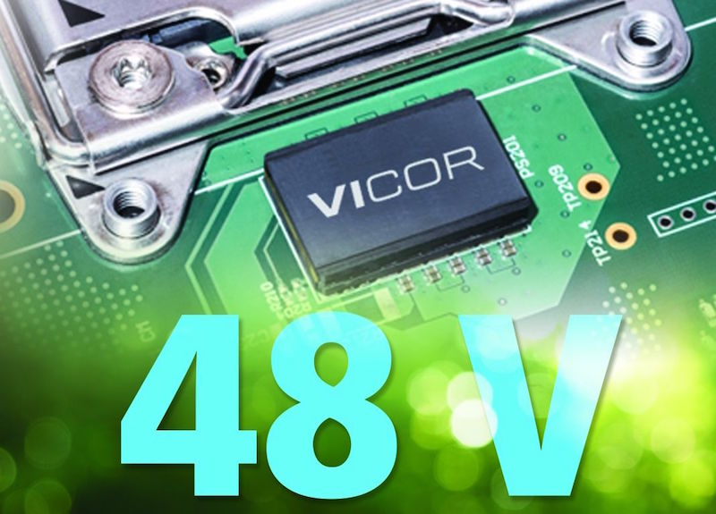 Vicor modules support OCP data center Infrastructure