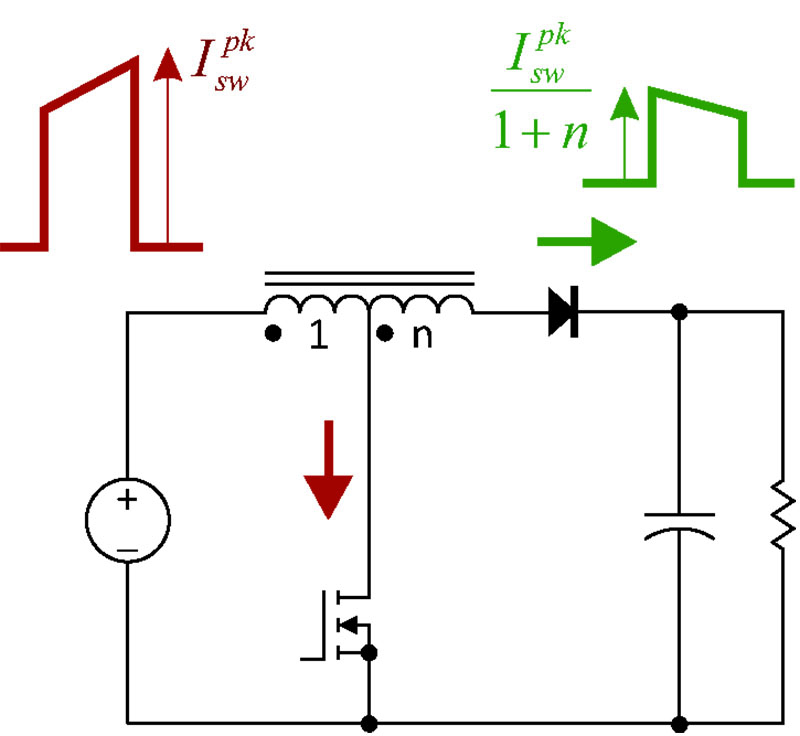 Tapped Boost Converter Modeling