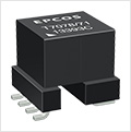 TDK's new compact SMT current-sense transformers suit power apps