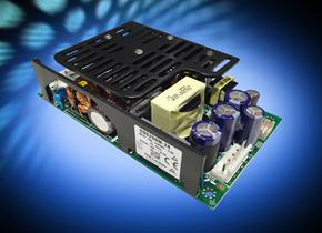 TDK's high-efficiency 3x5 medical power supply delivers 250W