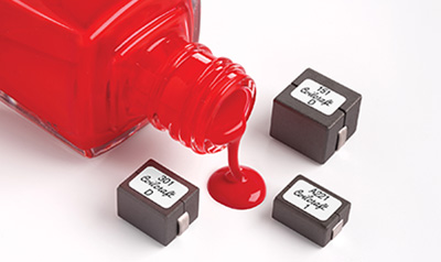 Coilcraft's latest high-current inductors suit high-frequency apps