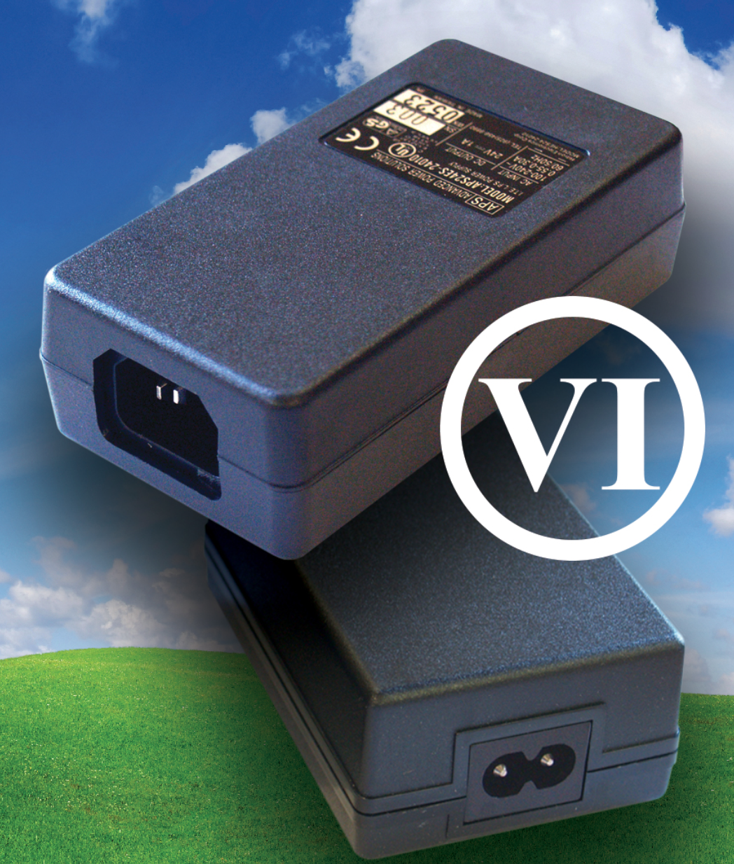 APS' 50W Level VI  desktop supply suits medical & ITE apps