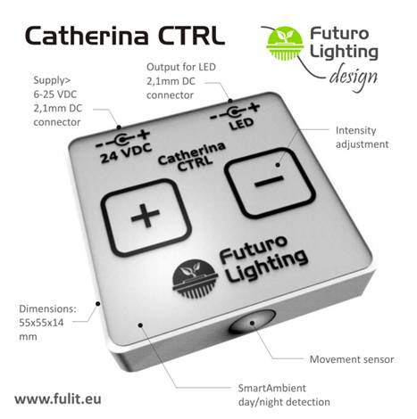 FuturoLighting's latest smart LED controller targets smart homes
