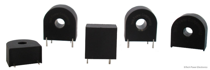 Tech Power Electronics extends nanocrystalline current-sense transformer range